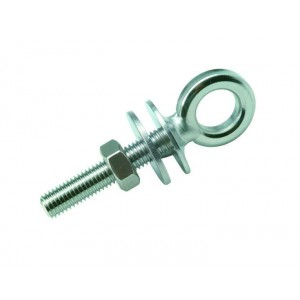 Boulon grand œil en inox