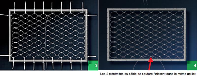Filet inox - SARL INOX SYSTEM