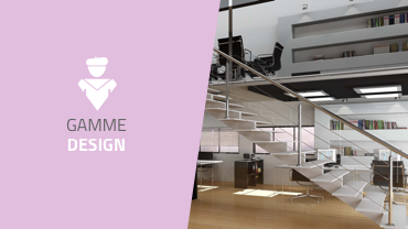 Gamme Design d'Inox System